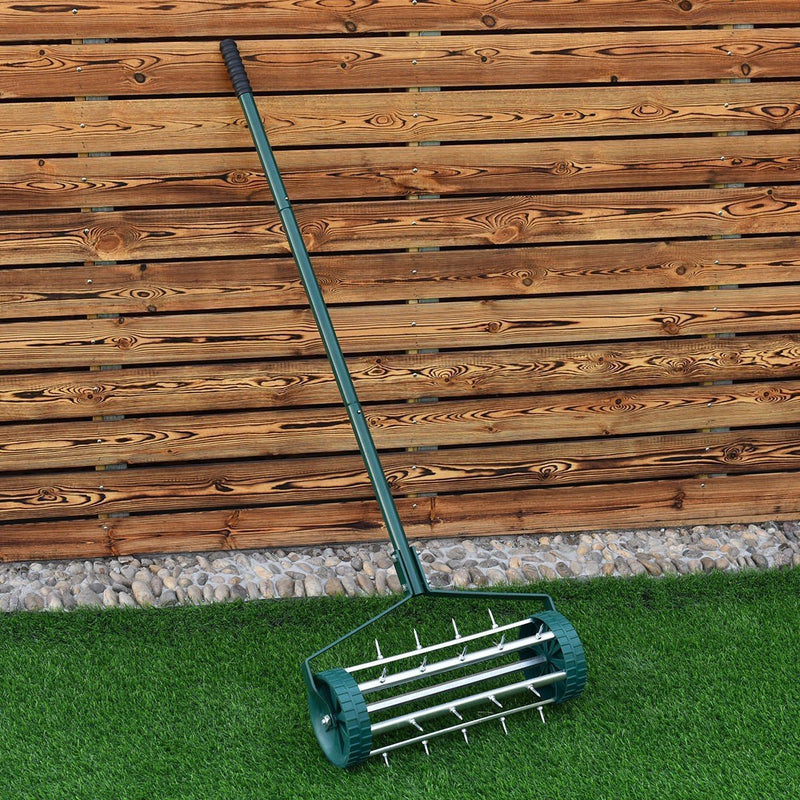 choice Heavy Duty Rolling Garden Lawn Aerator Products