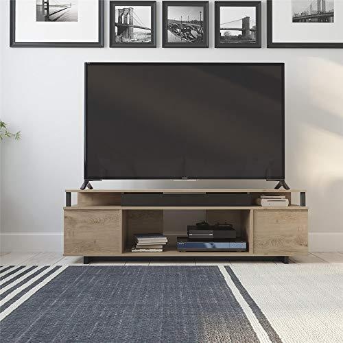"Ameriwood Home Carson TV Stand for TVs up to 70"", Black"