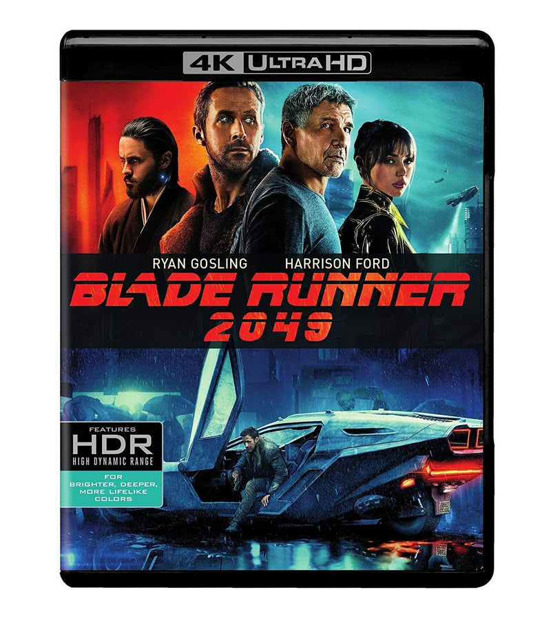 Blade Runner 2049 (4K Ultra HD)