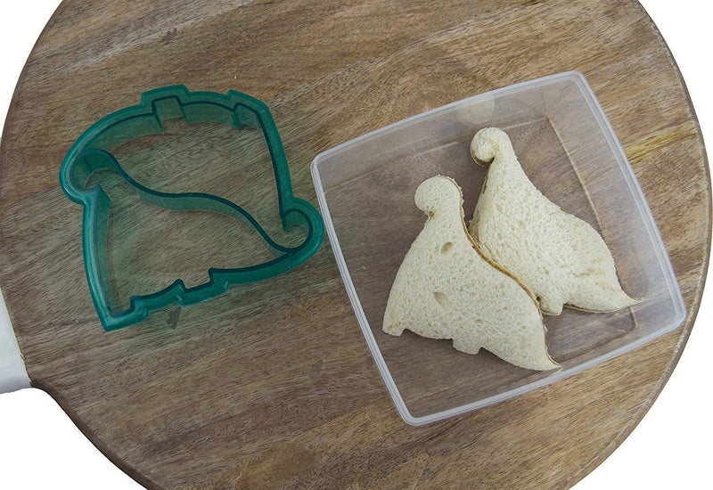 Sandwich Cutters for Kids by Sweet Honey Bee and Me. Set of 6.