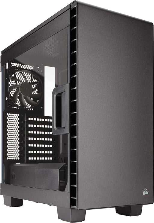 CORSAIR CARBIDE 400C Compact Mid-Tower Case, Window Side Panel - Black