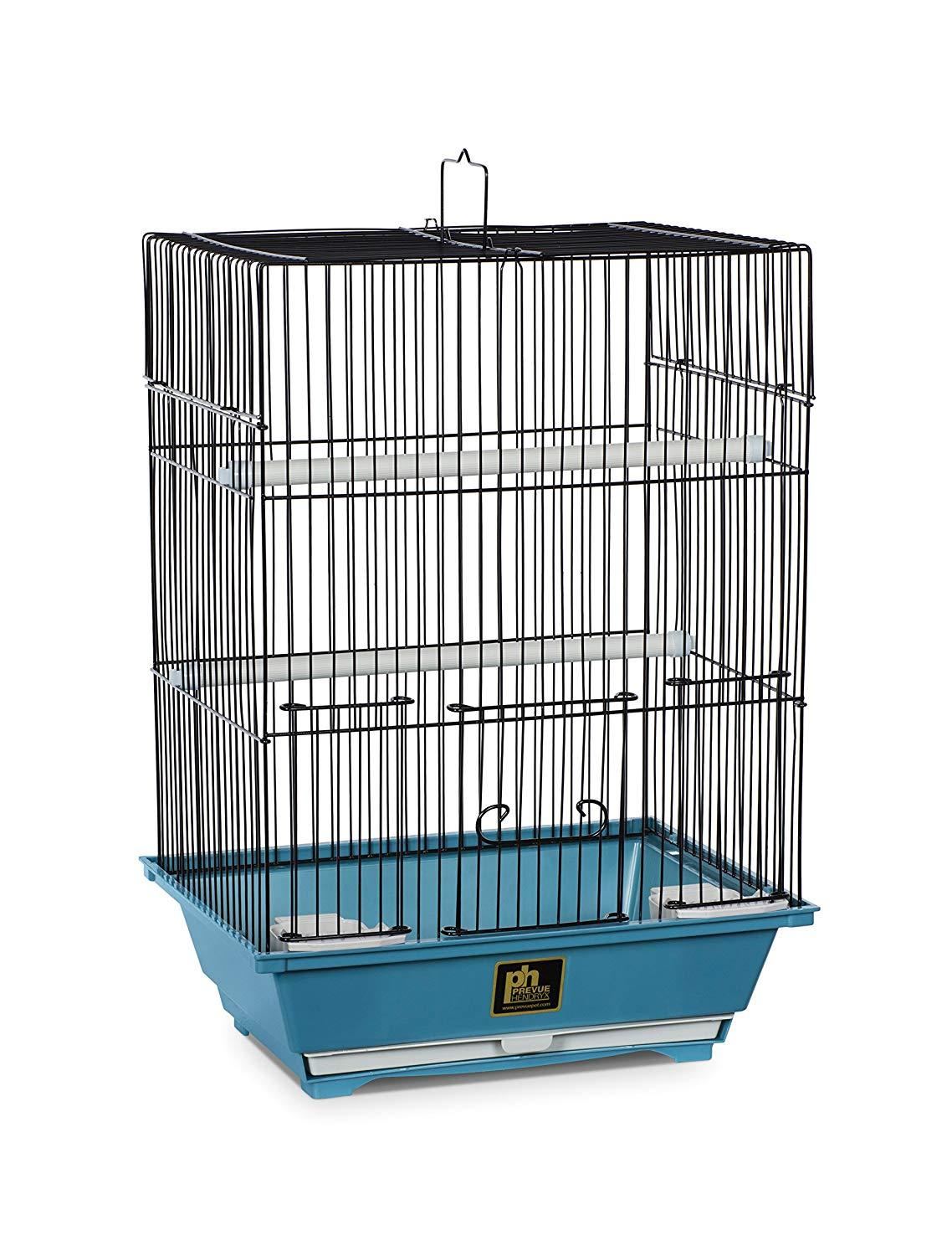 Prevue Pet Products Slate Bird Cage with Removable Tray