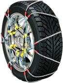 Security Chain Company SZ143 Super Z6 Cable Tire Chain for Passenger Cars, Pickups, and SUVs - Set of 2