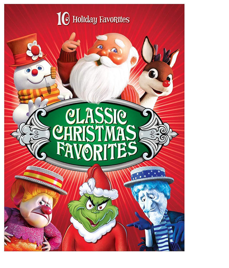 Classic Christmas Favorites - (RPK/DVD)