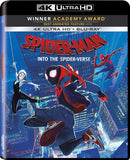 Spider-Man: Into The Spider-Verse 4K ULTRA HD