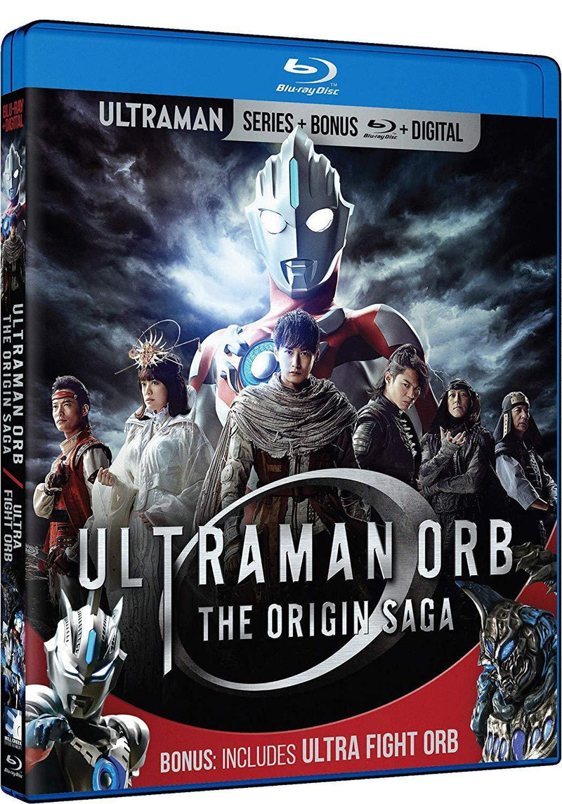 Ultraman Orb: Origin Saga and Ultra Fight Orb