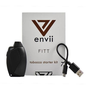 The FITT by Envii - Starter Kit - Tobacco - Known Distro