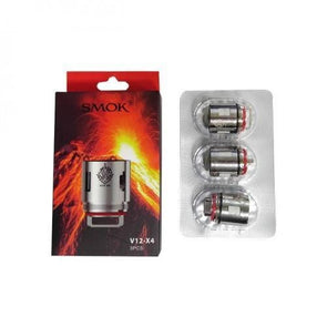 Smok V12-X4 Coil for TFV12 0.15ohm (3 Pack) - Known Distro