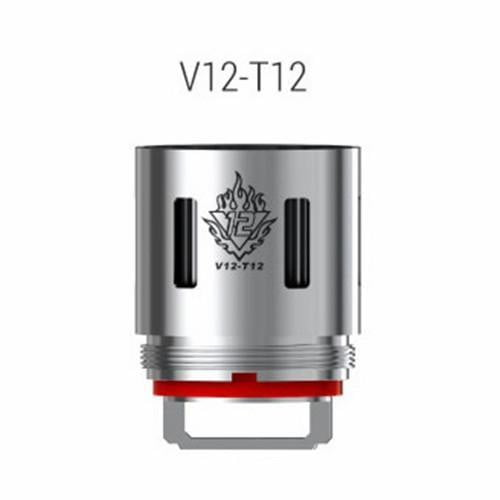 Smok V12-T12 Coil for TFV12 0.12ohm (3 Pack) - Known Distro