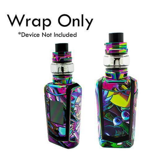 Smok Species Wrap by VCG Customs - Known Distro