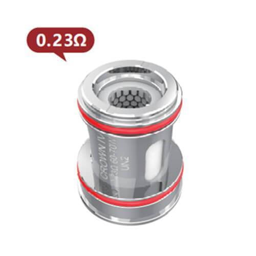 Uwell Crown 4 IV Coil Mesh (4 Pack) - Known Distro
