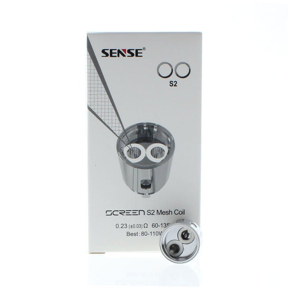 Sense S2 Double Mesh Coil - Known Distro