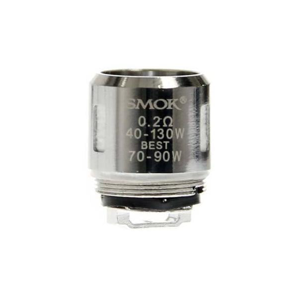 Smok TFV8 Baby T6 Sextuple Coil 0.2ohm (5 Pack) - Known Distro