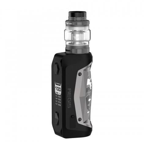 GeekVape Aegis Solo 100W Full Kit - Known Distro