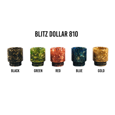 Blitz Dollar 810 Drip Tip - Known Distro