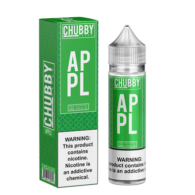 CHUBBY VAPES - APPLE - Known Distro