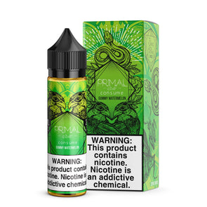 PRIMAL ELIXIR - CONSUME - BEST SELLING ELIQUID - Watermelon gummy candy vape - ejuice