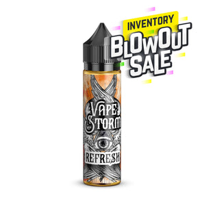 VAPE STORM 60ML REFRESH- CUMULUS - Known Distro