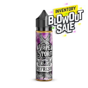 VAPE STORM 60ML REFRESH- ENGINE 9 - Known Distro