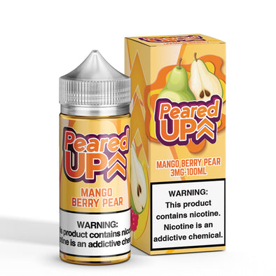 PEARED UP - MANGO BERRY PEAR - BEST SELLING VAPE BRAND - TOP EJUICE FLAVOR