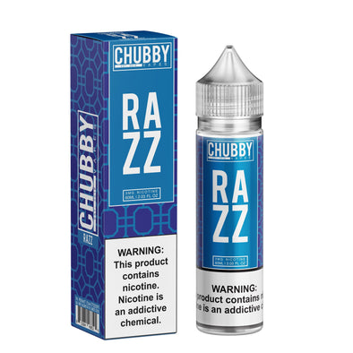 CHUBBY VAPES - RAZZ - Known Distro