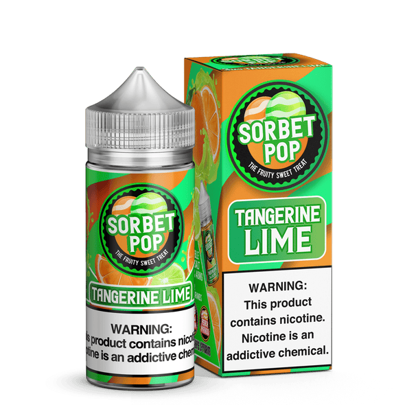 SORBET POP - TANGERINE LIME - Known Distro