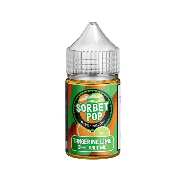 SORBET POP NIC SALTS - TANGERINE LIME - Known Distro
