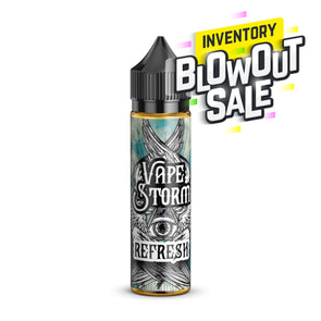 VAPE STORM 60ML REFRESH- VERUCA - Known Distro
