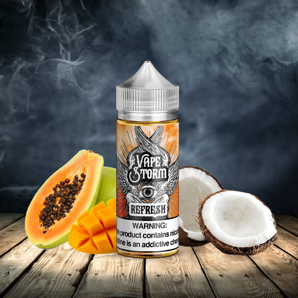 VAPE STORM REFRESH- CUMULUS - Known Distro