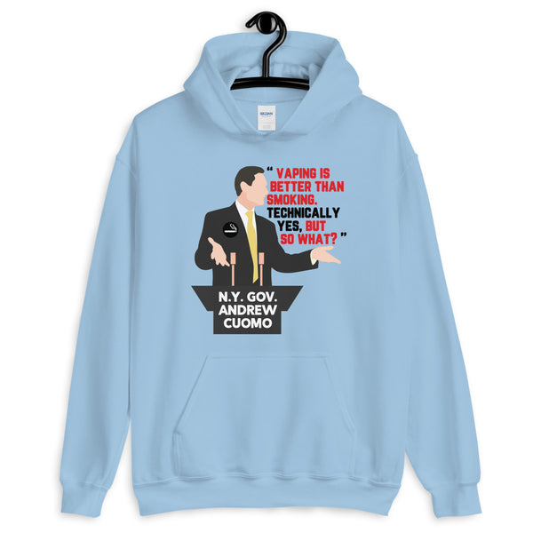 CUOMO - Hooded Sweatshirt - LIGHT - Known Distro