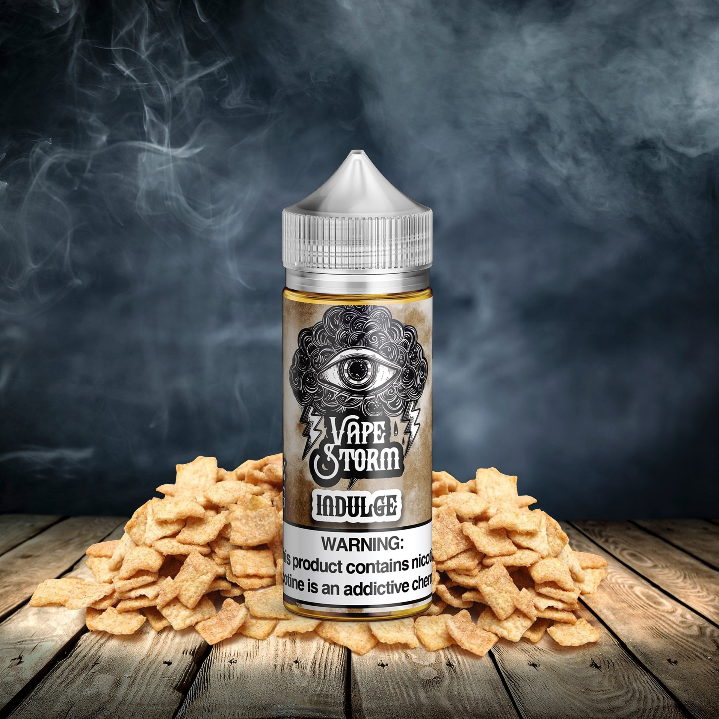 VAPE STORM INDULGE- SIN-A-STORM - Known Distro