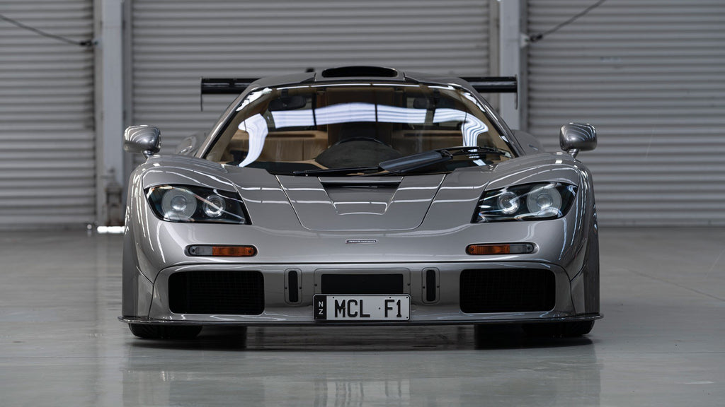 1994 McLaren F1 'LM-Specification' with Price tag $21,000,000 +