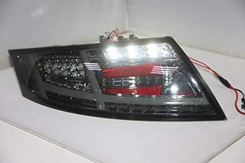audi tt TAIL lights