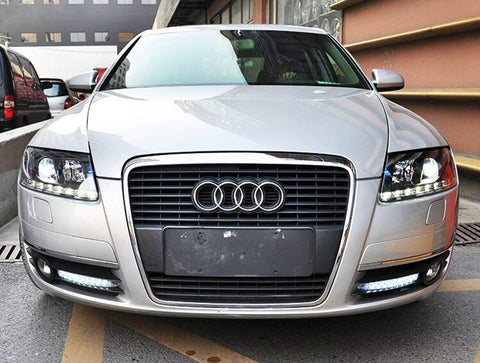 AUDI A6 C6 HEADLIGHTS