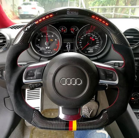 AUDI LED TT STEERING WHEEL