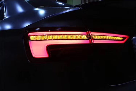 AUDI A3 TAIL LIGHTS