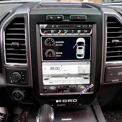ford f150 touch android screen