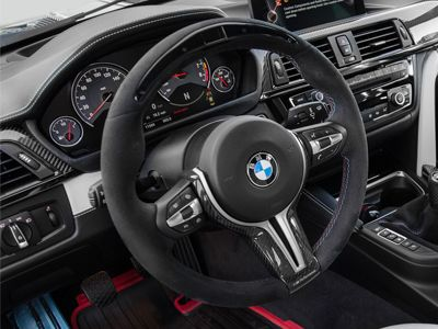BMW M LED PERFORMANCE STEERING WHEEL