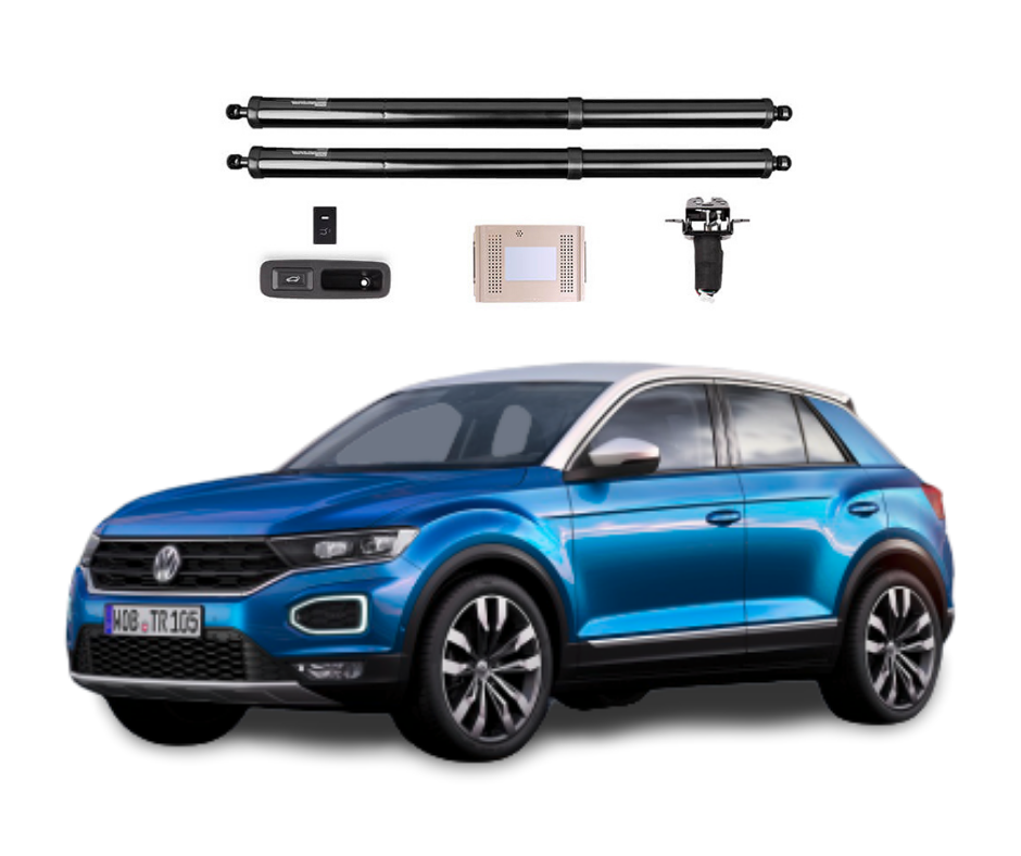 VOLKSWAGEN T-ROC ELECTRIC TAILGATE