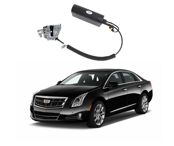 CADILLAC XTS SOFT CLOSE CAR DOORS