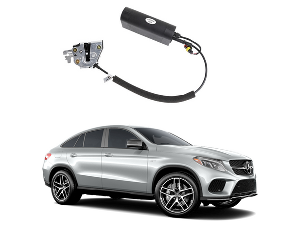MERCEDES-BENZ GLE SOFT CLOSE CAR DOORS