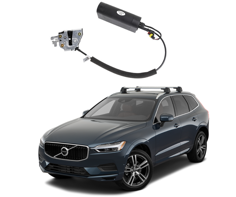 VOLVO XC60 SOFT CLOSE CAR DOORS