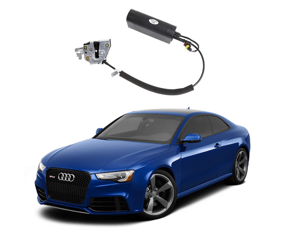 AUDI RS5 SOFT CLOSE CAR DOORS