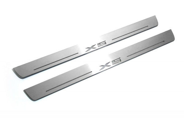 BMW X5 F15 LED DOOR SILLS