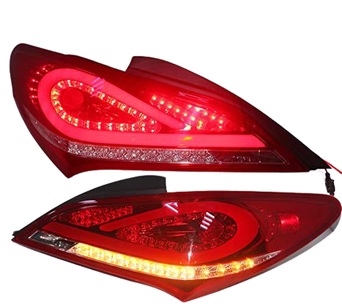Hyundai Genesis Coupe Tail Lights