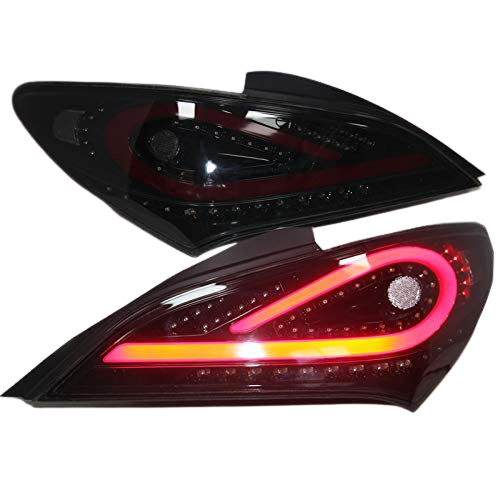 Genesis Coupe Tail Lights