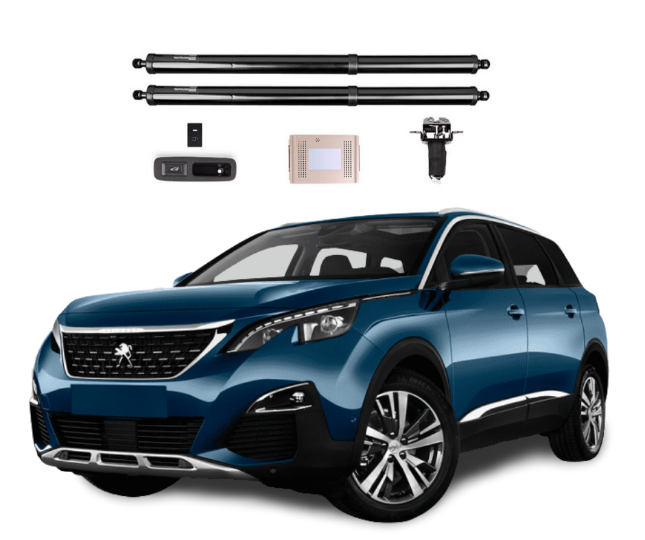 Peugeot 5008 Electric Tailgate