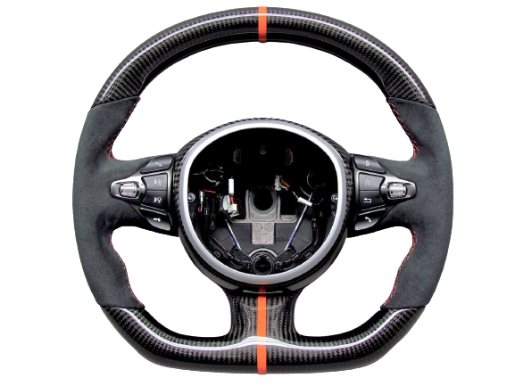 Aston Martin Steering Wheel