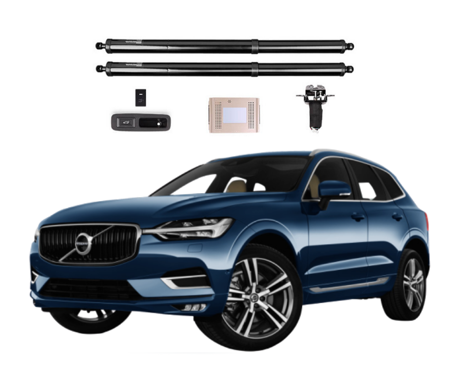 Volvo XC60 Electric Tailgate