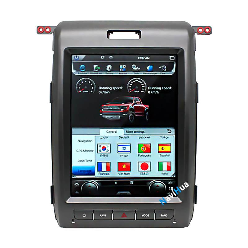 FORD F150 TOUCH SCREEN 2009-2013